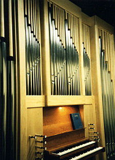 Organ Study at BYU
