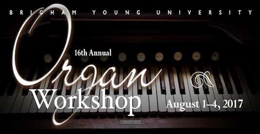 The Next BYU Organ Workshop